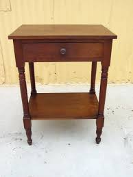 Small Accent Table Side Table Small Vintage Side Table Vintage Small Round Side