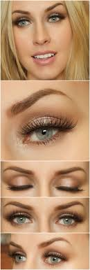 hair color for over 40 with blie eyes 59 best make up that spans from natural to wow images on