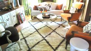 rugs mesmerizing moroccan shag rug design for your cozy flooring