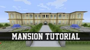 Minecraft House Design Xbox 360 by Mansion Tutorial Minecraft Ps3 Xbox 360 1 Minecraft Terraria