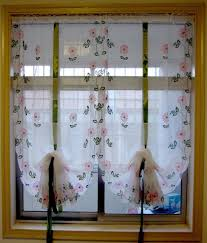 Daisy Kitchen Curtains by Fancy Blue Kitchen Curtains U2014 Kitchen Decoration