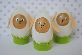Easter Decorations Ks1 by 30 Cute Lamb U0026 Sheep Crafts Red Ted Art U0027s Blog