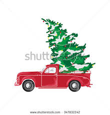 Christmas Tree Pick Up Christmas Tree Car Stock Images Royalty Free Images U0026 Vectors