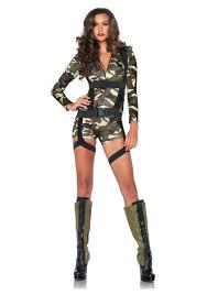 cougar makeup for halloween women u0027s goin u0027 commando army costume