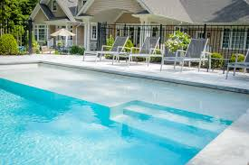 Pool With Pergola by Westfield New Jersey