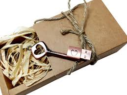 key to my heart gifts key to my heart gold flash drive gift dittybyte the