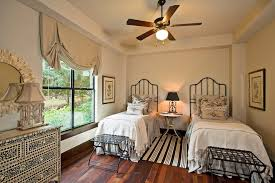 Shabby Chic Twin Bed by Luggage Decorating Ideas Bedroom Traditional With Twin Bed Two