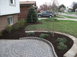 Small Paver Patio by Brick Pavers Total Lawn Care Inc Full Lawn Maintenance Lawn