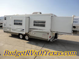 2005 outback 25rss easy to pull bumper pull travel trailer with