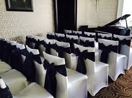 wedding chair cover rentals excellent finishing touches wedding chair covers with regard to