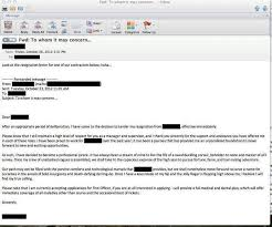 25 ridiculously funny resignation letters