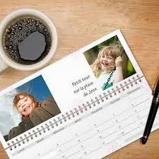 calendrier photo bureau fotocompil cadeaux personnalisés