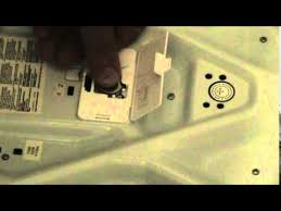 Cww Bathroom Scales Remove Battery From Bathroom Scale And Replace Youtube