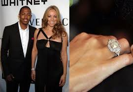 carey wedding ring a pricey engagement ring could lead to divorce just ask these