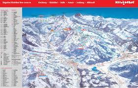 ski resort map