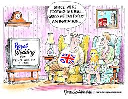 Wedding Plans Dave Granlund U2013 Editorial Cartoons And Illustrations Royal