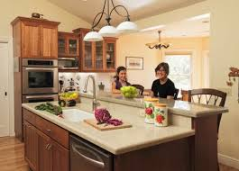 Kitchen Island Design by Types Of Kitchen Island Designs Hungrylikekevin Com