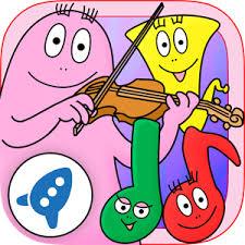 barbapapa musical instruments android apps google play