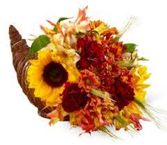 cornucopia arrangements thanksgiving flowers thanksgiving bouquets centerpieces