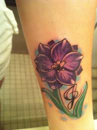 july flower tattoo pictures to pin on pinterest tattooskid