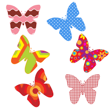 colorful butterflies clipart free stock photo public domain pictures