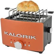 kalorikA aztec toaster copper finish kitchen appliances copper finish high lift lever