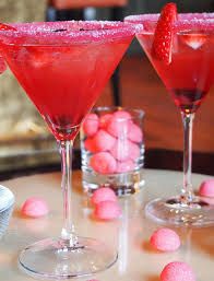 Punch Our Favorite Martini Recipes Food For Valentines Day Top 10 Cocktail Recipes For S