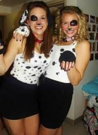 Dalmatian Costume 101 Dalmations Homemade Costumes Holidays Pinterest 101