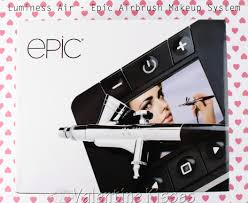 valentine kisses epic by luminess air airbrush makeup system