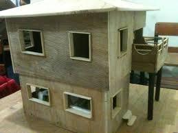 made miniature house