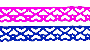 paper cutting design how to paper cutting border designs easy