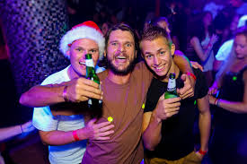 soho santa pub crawl and christmas party ideas xmas party london