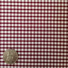 gingham fabric the stitchery