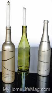 Diy Wine Bottle Vases 23 Diy Ideas That Turn Old Wine Bottles Into Adorable Crafts