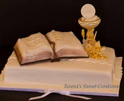 communion bible holy communion cake with chalice and bible size