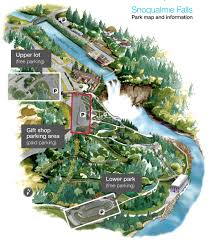 paid parking to start may 8 at snoqualmie falls gift shop lot