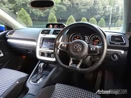 volkswagen scirocco 2017 interior vw scirocco 2017 indonesia