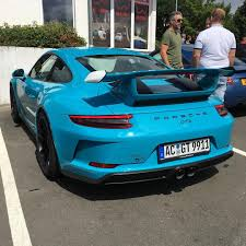 miami blue porsche gt3 rs 991 2 gt3 colours spec q a etc etc page 95 911 carrera