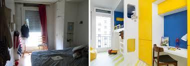 chambre architecte rénovation d une appartement 3 pièces par un architecte d intérieur
