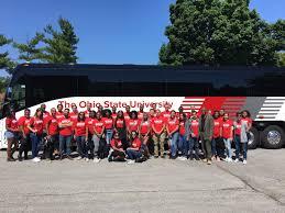 ohio state students help needy families the ohio state graduate
