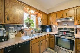 kitchen refacing project gallery the window store st anthony mn