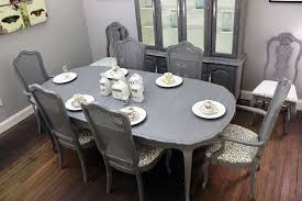 french style dining table and chairs 8