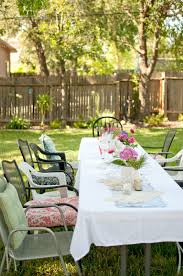 Outdoor Party Ideas by Triyae Com U003d Decorations For Backyard Birthday Party Various