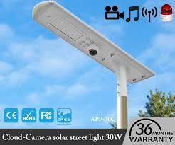 all in one solar street light all in one solar street light