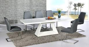 Birch Dining Table And Chairs Extendable Dining Table Set 2016 12 Tables Capitangeneral Intended