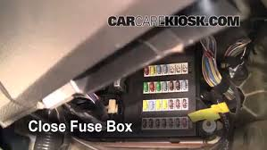 2007 ford mustang fuse box location interior fuse box location 2006 2009 ford fusion 2006 ford
