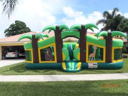 Halloween Inflatable Train Bounce House Water Slide And Party Rentals Boca Raton Delray