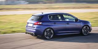 peugeot 308 gti 2016 peugeot 308 gti blue 6771 cars performance reviews and