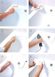 profili vasca da bagno profilo vasca da bagno avec bordo bianco prezzi e offerte
