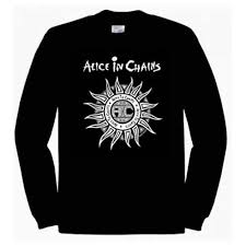 in chains sun logo sleeve shirt bestmerch usa